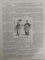 Punch, Or The London Charivari Vol CXLVII - JULY 8, 1914 -  Magazine  40 Pages - Non Classificati