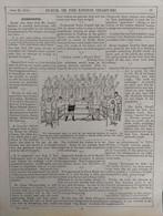 Punch, Or The London Charivari Vol CXLVII - JULY 22, 1914 - ALBANIA DURAZZO.  Magazine  20 Pages - Non Classificati