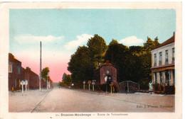 Douzies Maubeuge - Route De Valenceinnes -  CPA°bt - Autres Communes