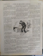 Punch, Or The London Charivari Vol CXLVII - AUGUST 26, 1914 - COSSACKS WILHELM II. Magazine 18 Pages - Non Classificati