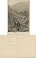 ANDORRE   R.A. RAMON D'ARENY PLANDOLIT  ENCAMP  VISTA GENERAL  ( Sans N° Série De 18 Cp) - Andorre