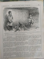 Punch, Or The London Charivari Vol CXLVII - OCTOBER 21, 1914 -  FOOTBALL. Magazine 20 Pages - Non Classificati