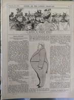 Punch, Or The London Charivari Vol CXII - FEBRUARY 20, 1897 - EGYPT EGYPTE. Magazine 12 Pages - Non Classificati