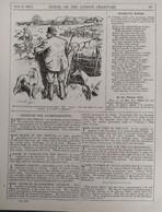 Punch, Or The London Charivari Vol CXII - AVRIL 3, 1897 -  Magazine 12 Pages - Non Classificati
