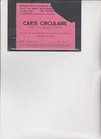 BIGLIETTO   GRAND  PRIX  D'EUROPE 1955.  PRIX AUTOMOBILE DE  MONACO . - Biglietti D'ingresso