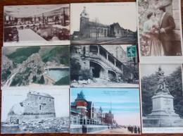 420 Cartes Postales Que Petit Format CPA. - 100 - 499 Cartoline