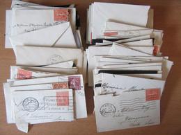 122 Petites Enveloppes Contenant Des Cartes De Visites - Provenance : Archive D'un Notaire D'Yssingeaux - Vers 1930 - Visiting Cards