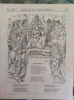 Punch, Or The London Charivari Vol CXII - JUNE 19, 1897 - QUEEN JUBILEE. Magazine 26 Pages - Non Classificati
