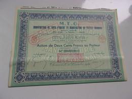 Manufacture De Tapis D'orient Et De Textile Oranaise (tlemcen-algerie) - Non Classificati