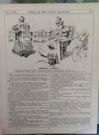 Punch, Or The London Charivari Vol CXII - JULY 3, 1897 -  Magazine 12 Pages - Non Classificati
