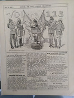 Punch, Or The London Charivari Vol CXIII - JULY 10, 1897 -  Magazine 12 Pages - Non Classificati