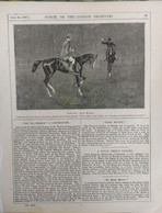 Punch, Or The London Charivari Vol CXIII - JULY 24, 1897 -  Magazine 12 Pages - Non Classificati