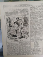 Punch, Or The London Charivari Vol CXIII - OCTOBER 9, 1897 -  Magazine 12 Pages - Non Classificati