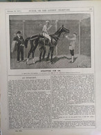 Punch, Or The London Charivari Vol CXIII - OCTOBER 16, 1897 -  Magazine 12 Pages - Non Classificati