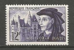 Timbre France En Neuf * N 1034 - Ongebruikt