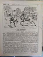 Punch, Or The London Charivari Vol CXIII - NOVEMBER 27, 1897 -  Magazine 12 Pages - Non Classificati