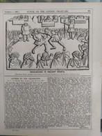 Punch, Or The London Charivari Vol CXIII - DECEMBER 4, 1897 -  PARLIAMENT VIENNA WIEN Magazine 12 Pages - Non Classificati