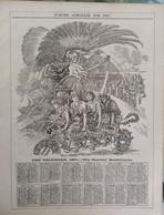Punch, Or The London Charivari Vol CXIII. PUNCH'S ALMANACK FOR 1897. Magazine - Non Classificati