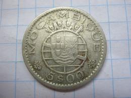 Mozambique 5 Escudos 1960 - Mozambique