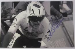 Pierre - Roger LATOUR - Signé - Dédicace - Autographe Authentique - - Wielrennen