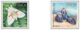 Ireland, Europa 2021, Endangered National Wildlife, MNH Stamps Set - Ungebraucht