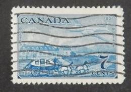 CANADA YT 248 OBLITÉRÉ ANNÉE 1951 - Usados