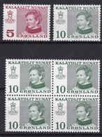 Groenland YT** 72-73 - Ungebraucht