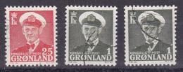 Groenland YT** 19-27 - Gebraucht