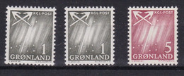 Groenland YT** 36-52 - Ungebraucht