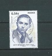 Timbre De France Oblitére Rond De 2007 - Usados
