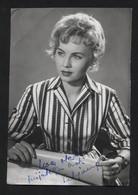 Tatjana Beljakova - Vintage PHOTO With Original Autograph  MAJ21#05 - Unclassified