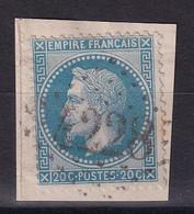 D 177 / LOT NAPOLEON N° 29 OBL / GC 4228 INDICE 15 - 1863-1870 Napoléon III. Laure