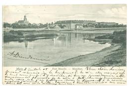 57  -  METZ - Fort Moselle - Moselfort - Metz