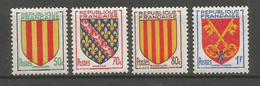 Timbre France En Neuf * N 1044/1047 - Unused Stamps
