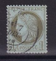 D 178 / LOT CERES N° 50 OBL COTE 20€ - 1871-1875 Ceres