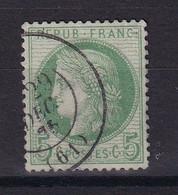 D 178 / LOT CERES N° 53 OBL COTE 10€ - 1871-1875 Ceres