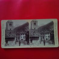 PHOTO BOURG ST PIERRE - Photos Stéréoscopiques
