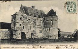 CPA Montigny L'Allier, Commanderie - Altri Comuni