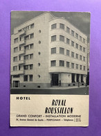 66    CPSM       PERPIGNAN    Hôtel ROYAL ROUSSILLON          Bon état - Perpignan