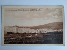 CPA - Autriche - Mödling, K. U. K. Technische Militär-Akademie, Vue Panoramique, 1911, Non Voyagée - Mödling