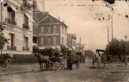 France - Frankrijk - Garches - Le Boulevard De Saint-Cloud - 1908 - Sin Clasificación