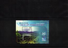 Grenada 2003 Year Of Freshwater Block Postfrisch / Unmounted Mint - Grenada (1974-...)