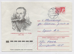 Military Field Post Cover Mail Used Stationery RUSSIA USSR Europe Germany Naumburg - Militaria