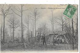 CHAVILLE: Cabanes De Bûcherons Dans La Forêt - 102 Courtillat édit - Chaville