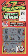 République Dominicaine Loterie Instantanée 7 Picante - Lottery Tickets