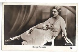 Femme Célèbre - ELVIRE POPESCO - Donne Celebri