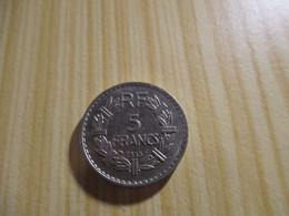 France - 5 Francs Lavrillier 1935.N°2671. - J. 5 Franchi
