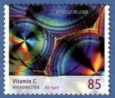 BRD 2017  Mi.Nr. 3323 , Mikrowelten (IIII) - Selbstklebend / Self-adhesive - Gestempelt / Fine Used / (o) - Usados
