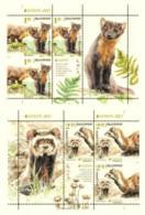 Europa CEPT 2021 BULGARIA Protected National Wildlife (Pre Order !!!) - Fine Booklet MNH - Nuevos