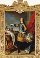 78 Versailles Jean Baptiste Van Loo Portrait De Louis XV (Carte Vierge) - Versailles (Château)